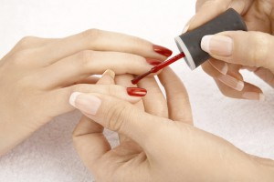 manicure evening course