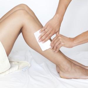 Waxing-leg
