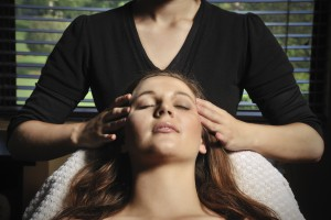 Indian Head Massage at Cheltenham School of Complementary Therapy & Beauty